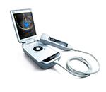 在宅医療で使用する 携帯型エコー