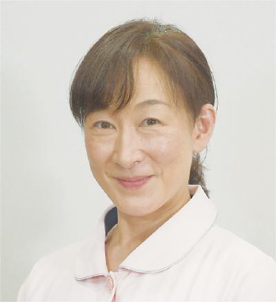 訪問看護認定看護師 齋藤雅子